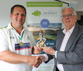 Bere Regis IIs are team of the month