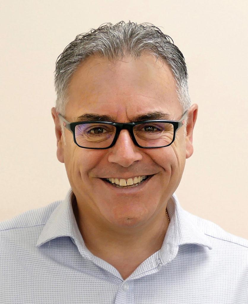 ON BOARD: John Reid & Sons Ltd (REIDsteel) Contracts Director Dario Di-Felice