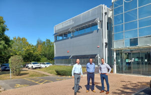 Biggest Bracknell office transaction of the year as DWP moves into Phoenix House