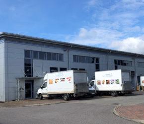 Rapid letting highlights increasing industrial demand in Surrey